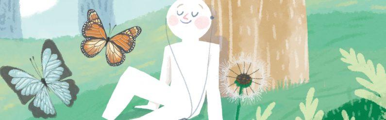 5 minutos música relajante meditar Aire Fresco Meditación y Mindfulness App