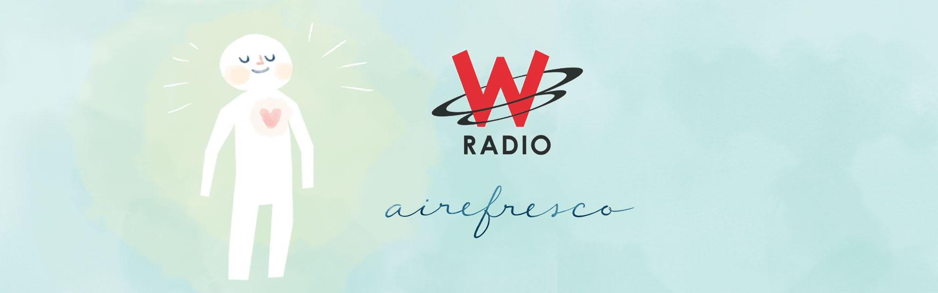 Entrevista La W Radio: 'Aire Fresco', la aplicación que le ayudará a meditar