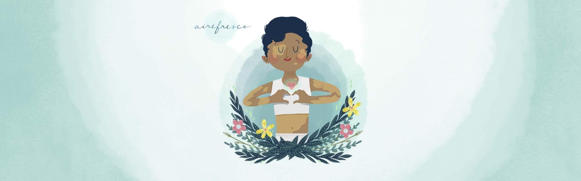 !Celebremos el amor propio! Medita con Aire Fresco
