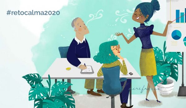 La app Aire Fresco Meditación ayuda a reducir el estrés y la ansiedad en las empresas