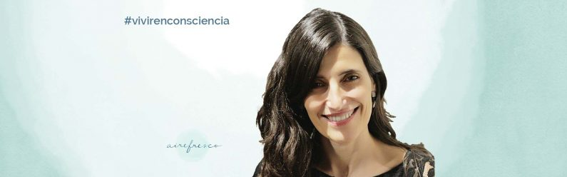 #vivirenconsciencia Cambiando espacios urbanos con tan sólo una semilla, con Adela Martínez Huertos in the Sky