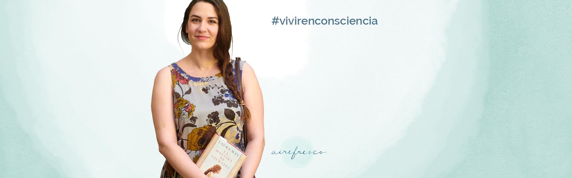 La Maestra de Sócrates, con Laura Mas #vivirenconsciencia